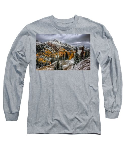 Yankee Girl Mine Long Sleeve T-Shirt by Ken Smith