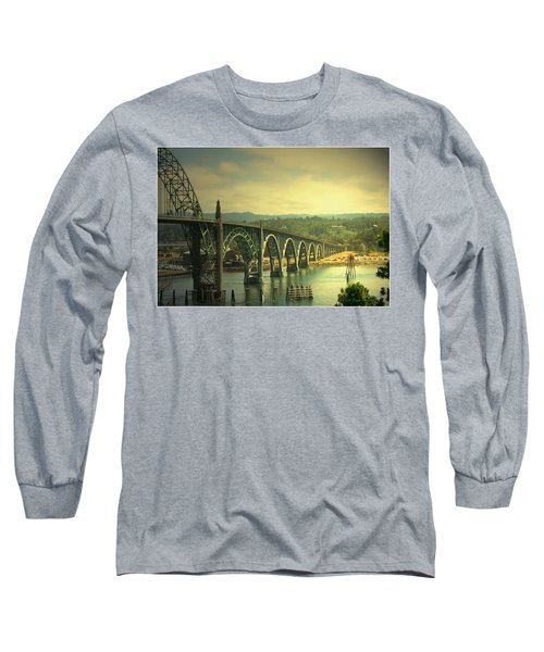 Yaquina Bay Bridge Or Long Sleeve T-Shirt