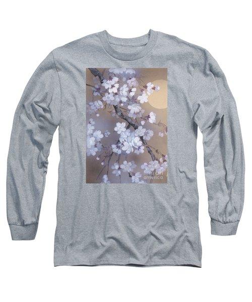 Yoi Crop Long Sleeve T-Shirt