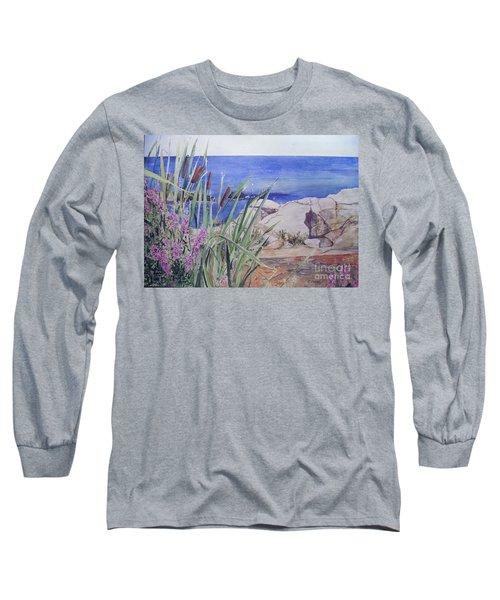 York Maine Long Sleeve T-Shirt