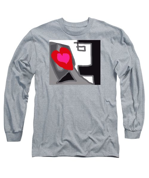 You Are My Forever Valentine Long Sleeve T-Shirt by RjFxx at beautifullart com