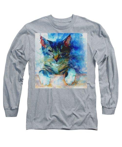 You've Got A Friend Long Sleeve T-Shirt by Paul Lovering