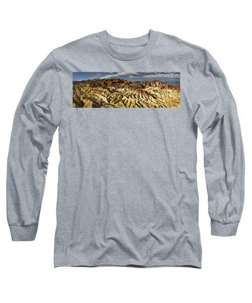 Zabriskie Point Panorama Long Sleeve T-Shirt