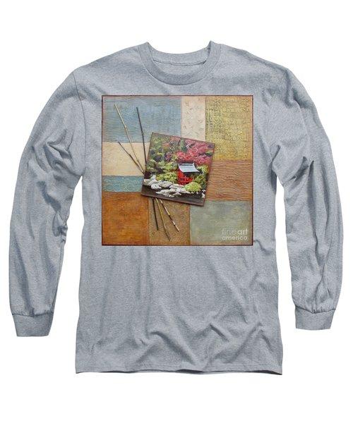 Zen Tranquility Long Sleeve T-Shirt