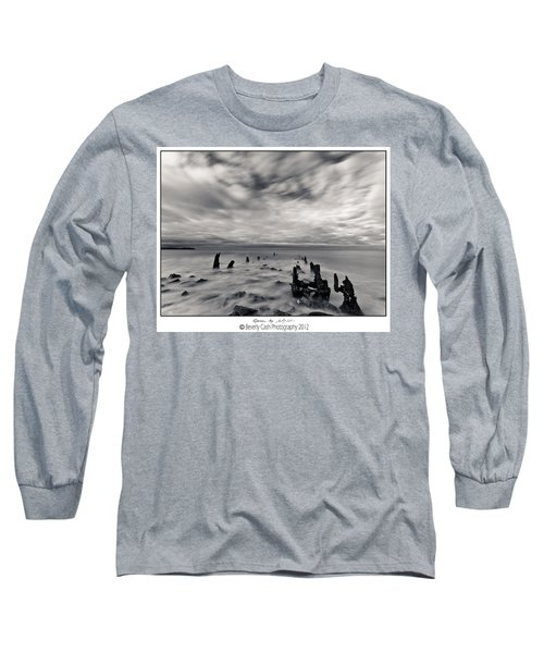 Erosion Long Sleeve T-Shirt