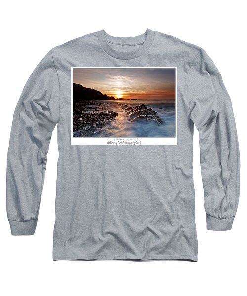 Golden Days Long Sleeve T-Shirt