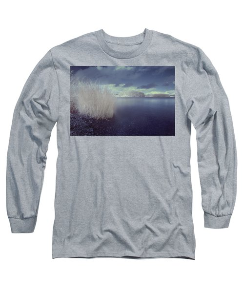 Infrared At Llyn Brenig Long Sleeve T-Shirt