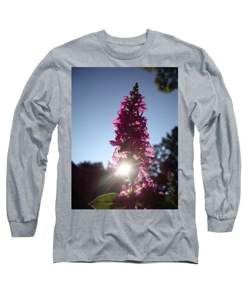Peeking Sun Long Sleeve T-Shirt