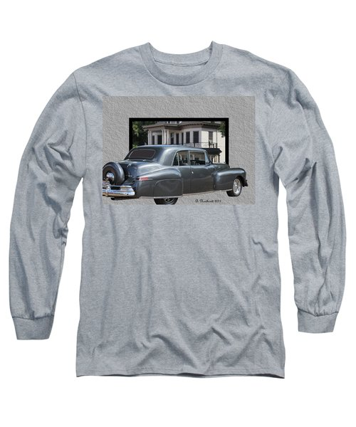 1947 Lincoln Continental Coupe Long Sleeve T-Shirt
