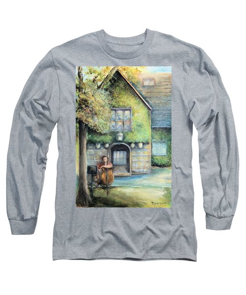 Bass Fiddle At Ford Gala I Long Sleeve T-Shirt