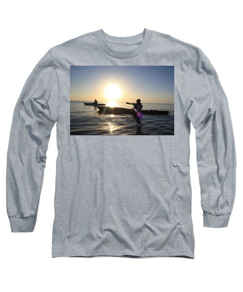 Coasting On Waters Light Long Sleeve T-Shirt