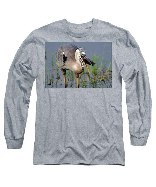 Toss And Catch Long Sleeve T-Shirt
