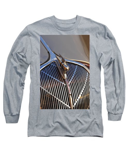 Long Sleeve T-Shirt featuring the photograph 1936 Hudson Terraplane by Gordon Dean II