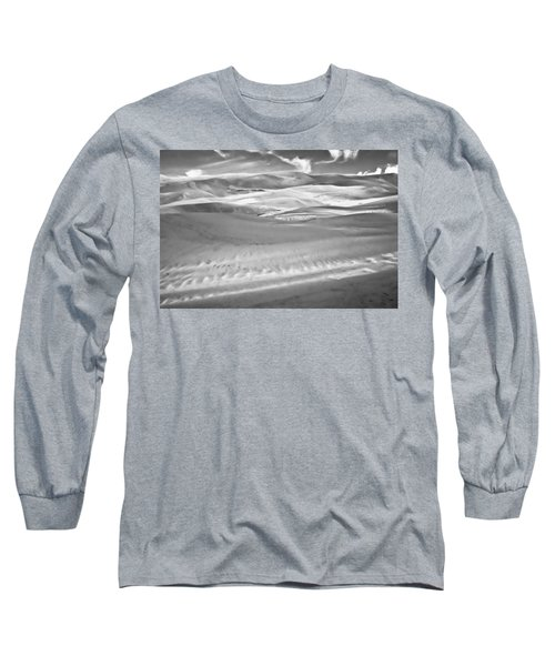 Land Meets Sky Long Sleeve T-Shirt