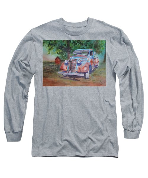 '38 Chevy Long Sleeve T-Shirt