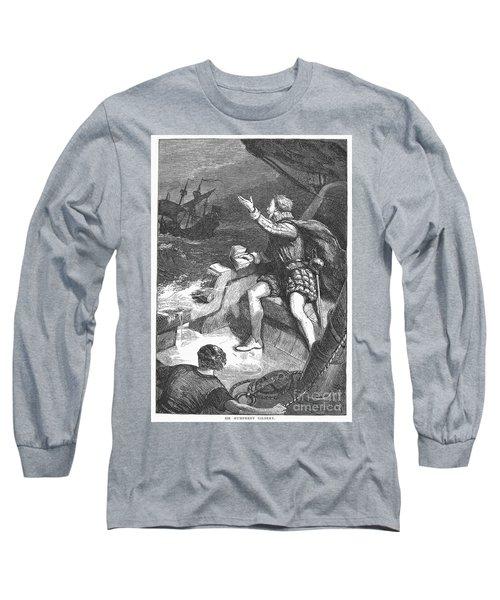 Sir Humphrey Gilbert Long Sleeve T-Shirt