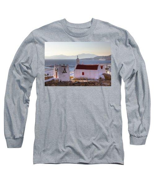 Mykonos Long Sleeve T-Shirt