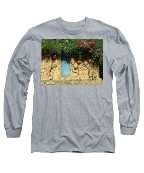 A Day In Colombia Long Sleeve T-Shirt