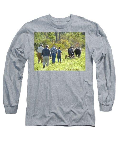 A Family Affair Long Sleeve T-Shirt