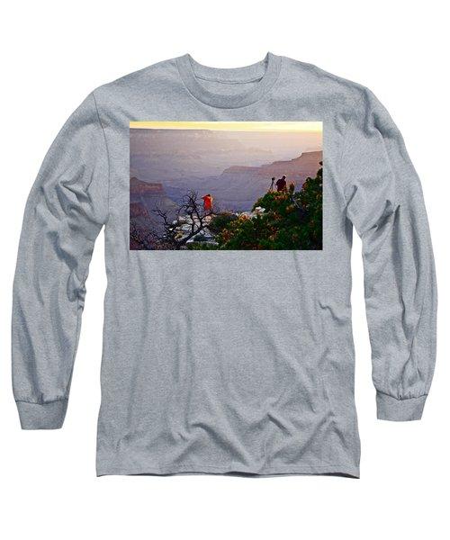 A Grand Meeting Place Long Sleeve T-Shirt