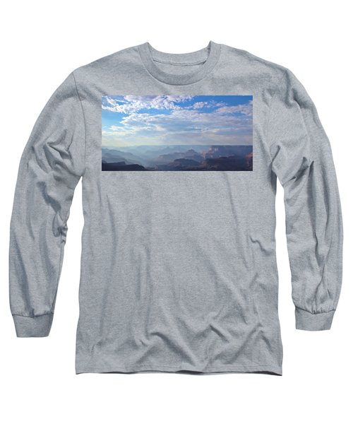 A Grand View Long Sleeve T-Shirt by Heidi Smith