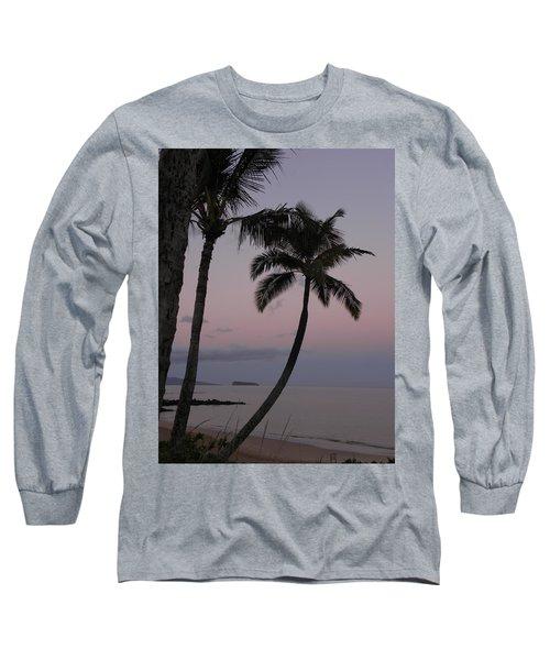 A Peaceful Start Long Sleeve T-Shirt