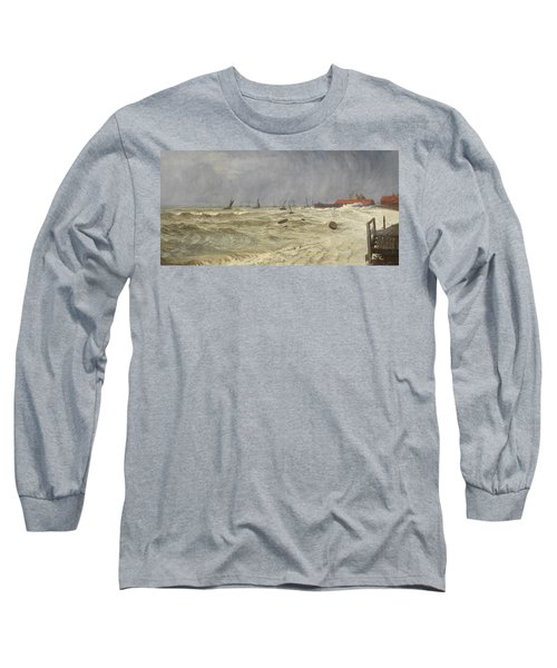 A Rough Day At Leigh Long Sleeve T-Shirt