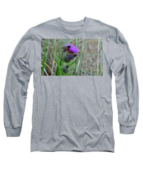 Active Long Sleeve T-Shirt by Barbara Walsh