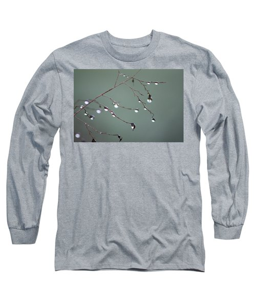 After The Rain Long Sleeve T-Shirt by Cathie Douglas