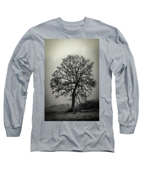 Age Old Tree Long Sleeve T-Shirt by Steve McKinzie
