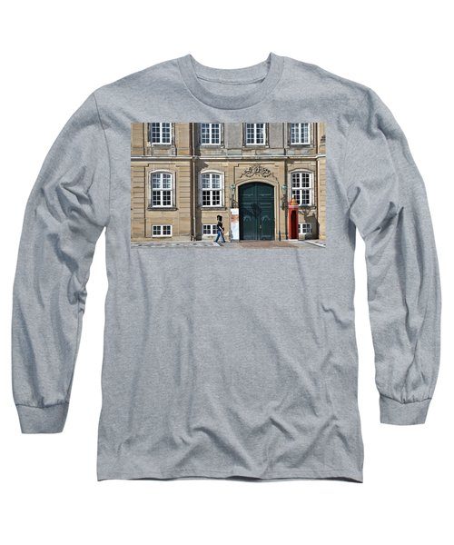 Amalienborg Palace Long Sleeve T-Shirt