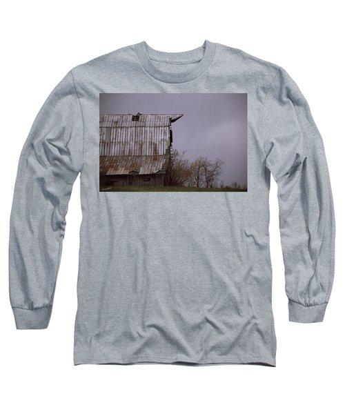 An American Pointer Long Sleeve T-Shirt
