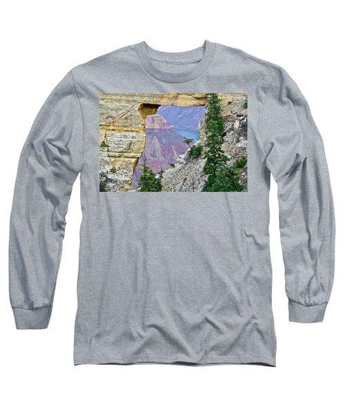 Angel's Window Four Long Sleeve T-Shirt