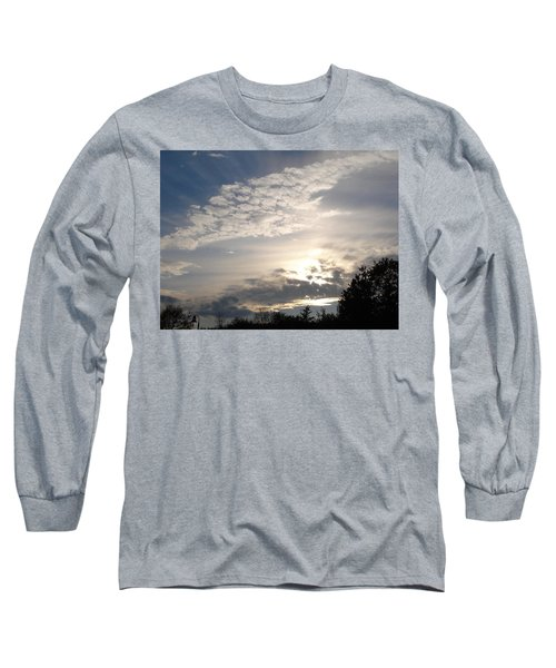 Angel's Wing Long Sleeve T-Shirt