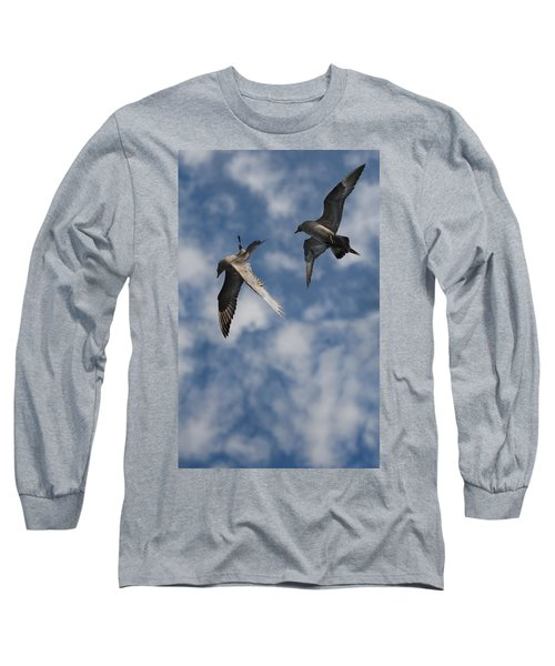 Arctic Skuas Long Sleeve T-Shirt
