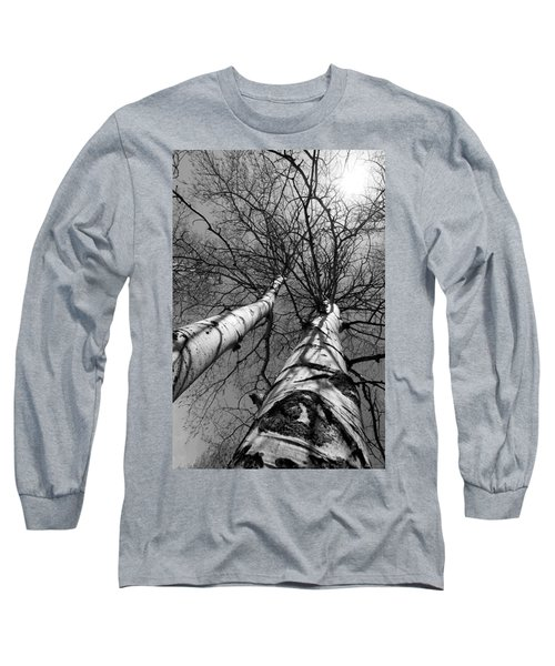 Long Sleeve T-Shirt featuring the photograph Aspen Glow by Colleen Coccia