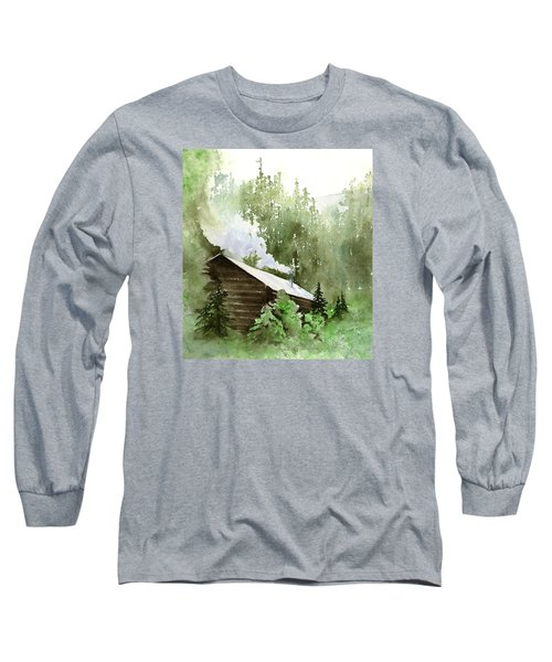 Backcountry Morning Long Sleeve T-Shirt