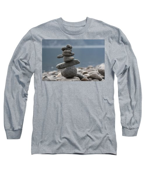 Balance Long Sleeve T-Shirt by Cathie Douglas