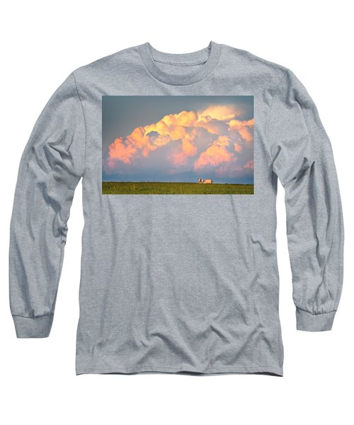 Beefy Thunder Long Sleeve T-Shirt