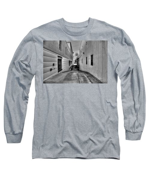 Behind The Scene Long Sleeve T-Shirt by Dan Stone