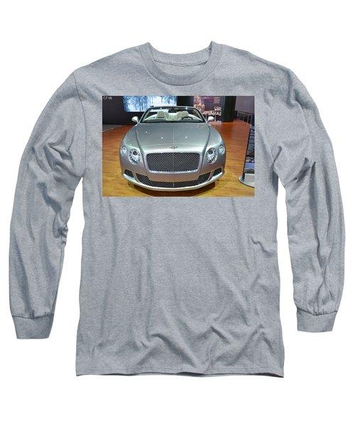 Bentley Starting Price Just Below 200 000 Long Sleeve T-Shirt
