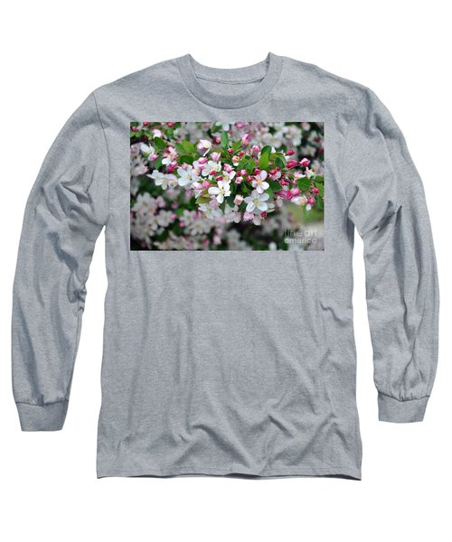 Blossoms On Blossoms Long Sleeve T-Shirt