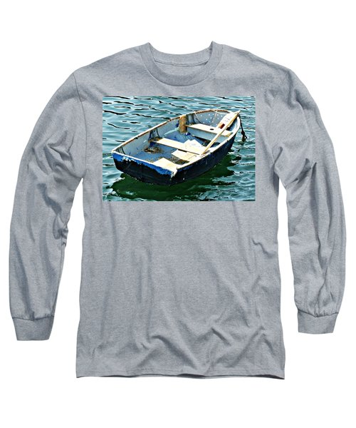Blue Dory Long Sleeve T-Shirt by Joe Faherty