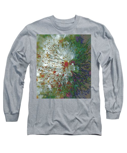 Bouquet Of Snowflakes Long Sleeve T-Shirt