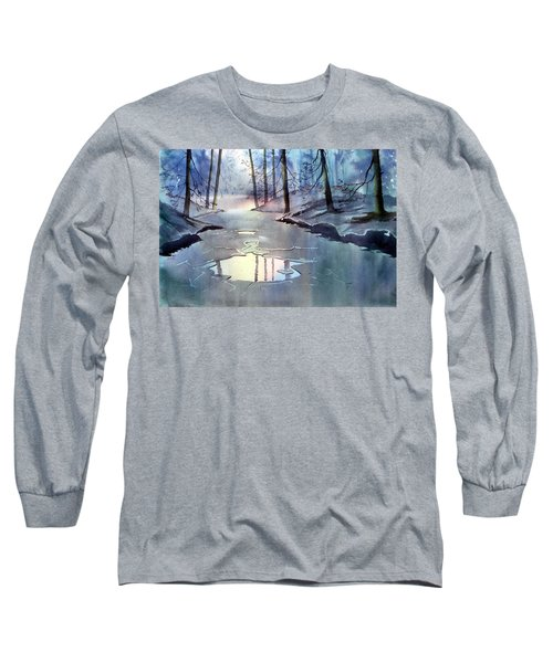 Breaking Ice Long Sleeve T-Shirt
