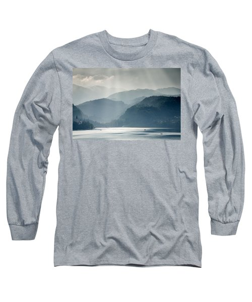 Breaking Through The Mist Long Sleeve T-Shirt