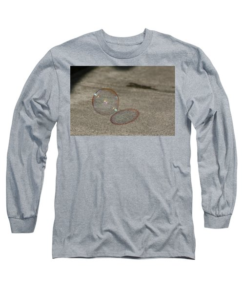 Bubble Shadow Long Sleeve T-Shirt