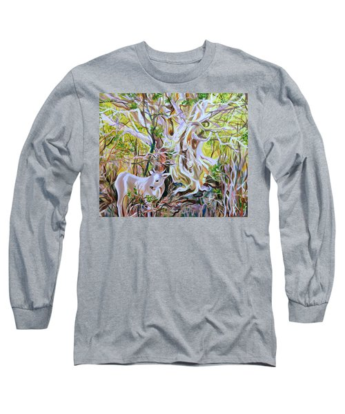 Cactus-tree Long Sleeve T-Shirt
