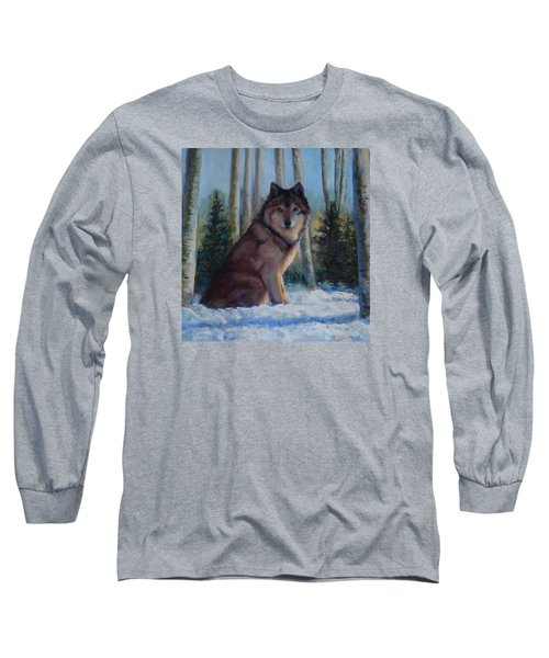 Captured By The Light Long Sleeve T-Shirt by Billie Colson