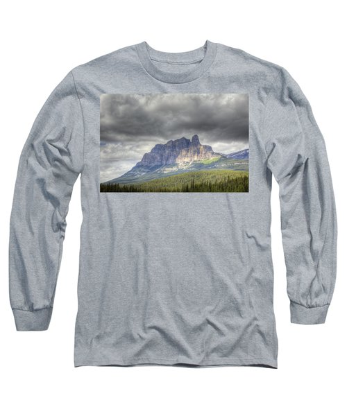 Castle Mountain 2011 Long Sleeve T-Shirt